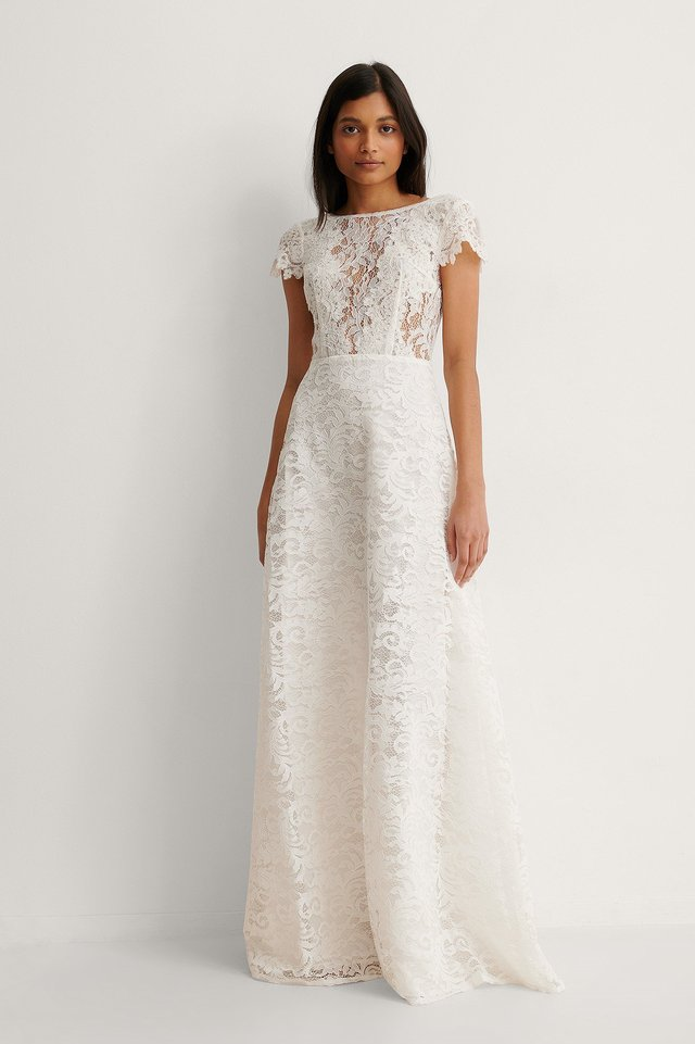 Ivory Estelle Dress