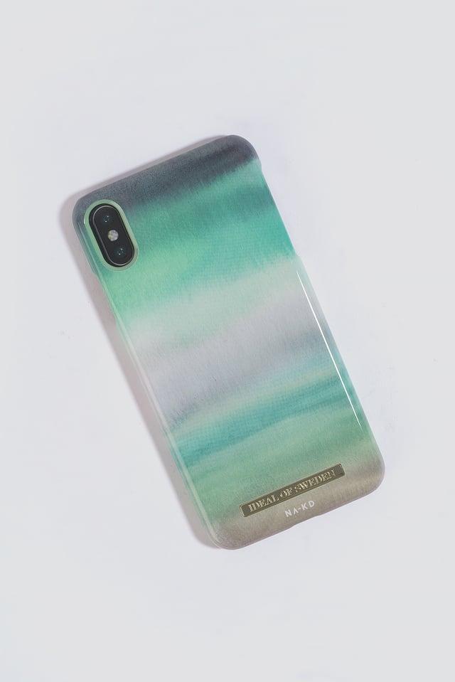 iPhone X/XS Max Case Emerald Sky