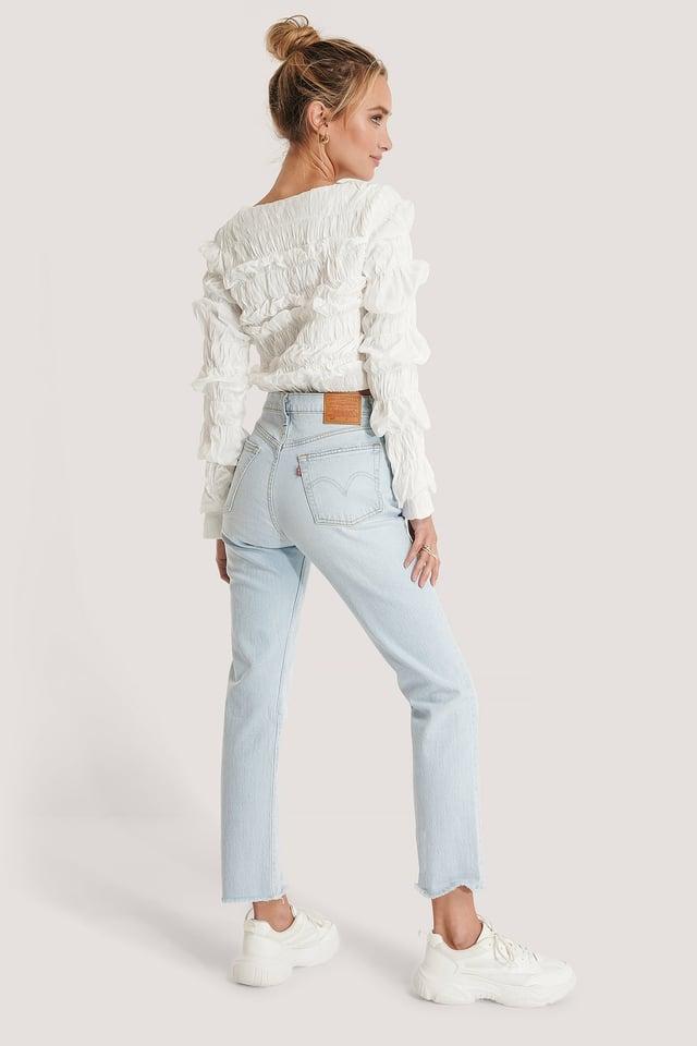 501 Crop Jeans Shout Out