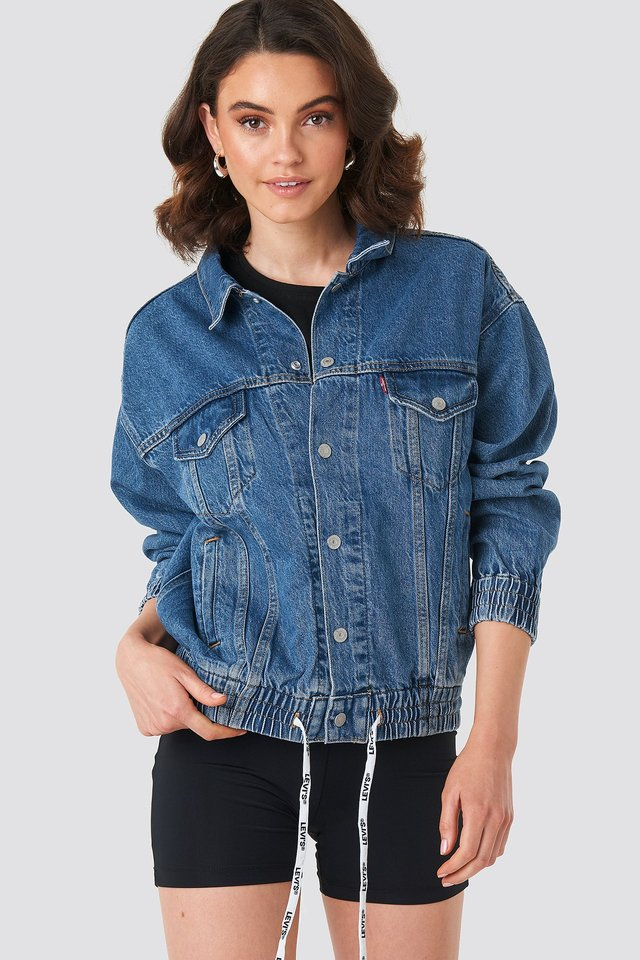Dad Sport Trucker Jacket Doublecross