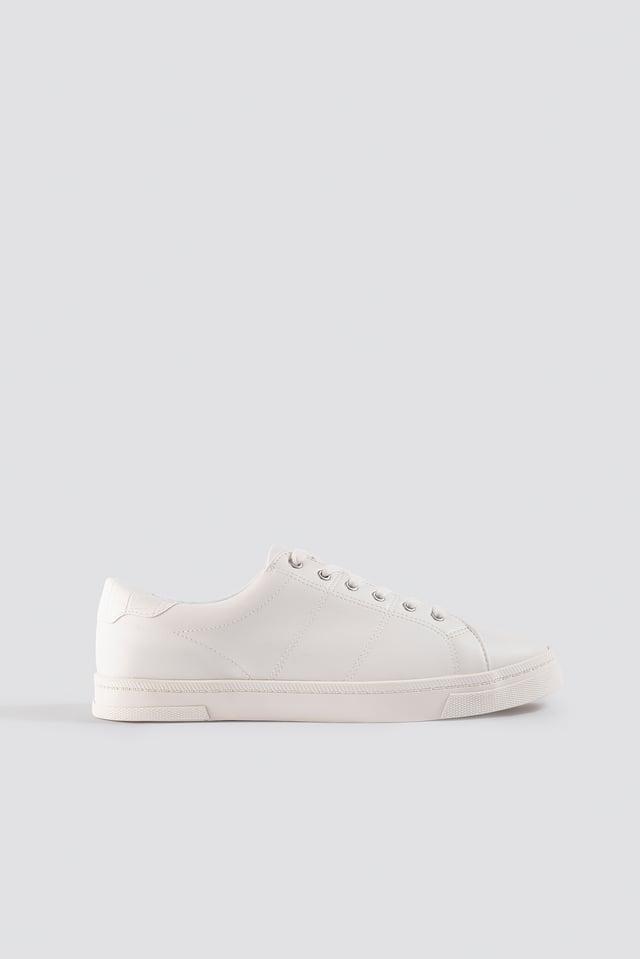 White Ada Sport Shoe