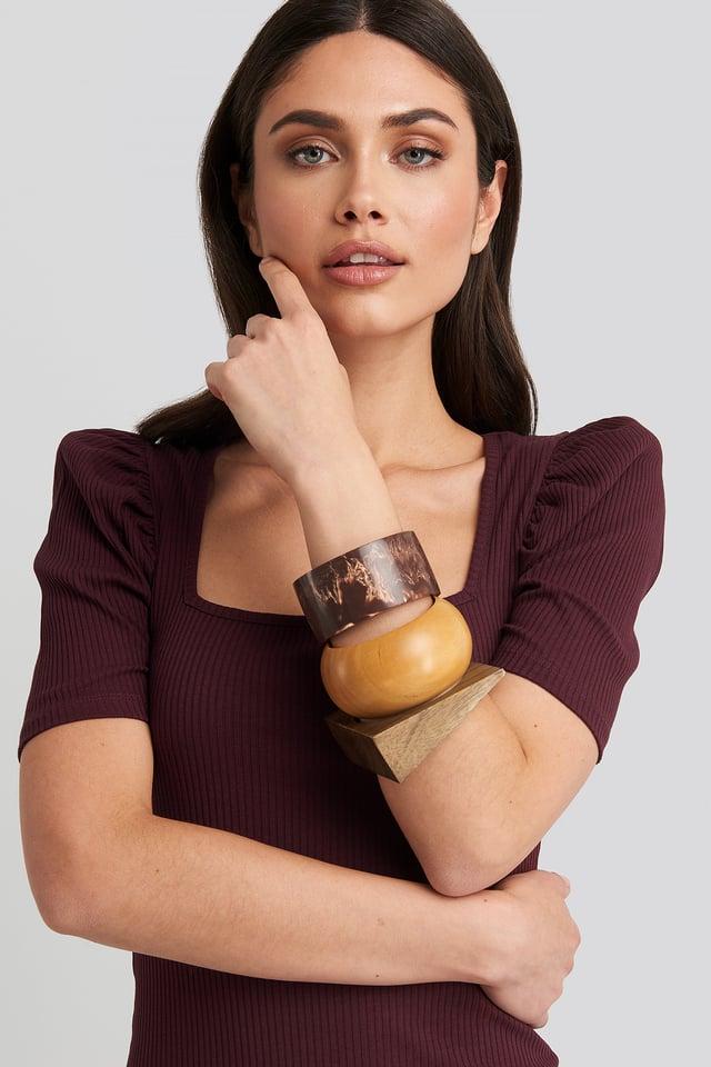 Adisa Bracelet Brown