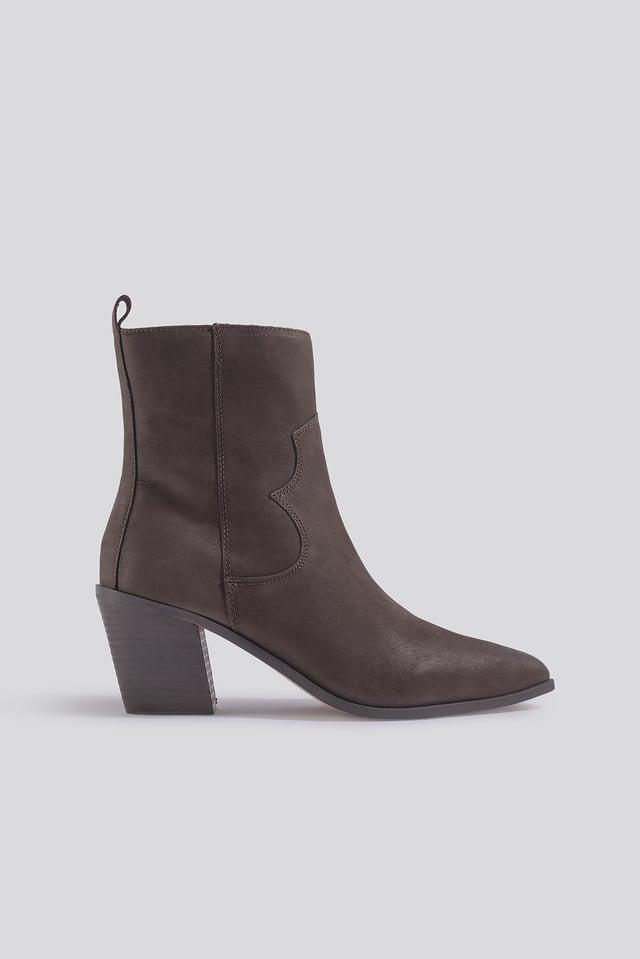 Ashton Ankle Boots MANGO
