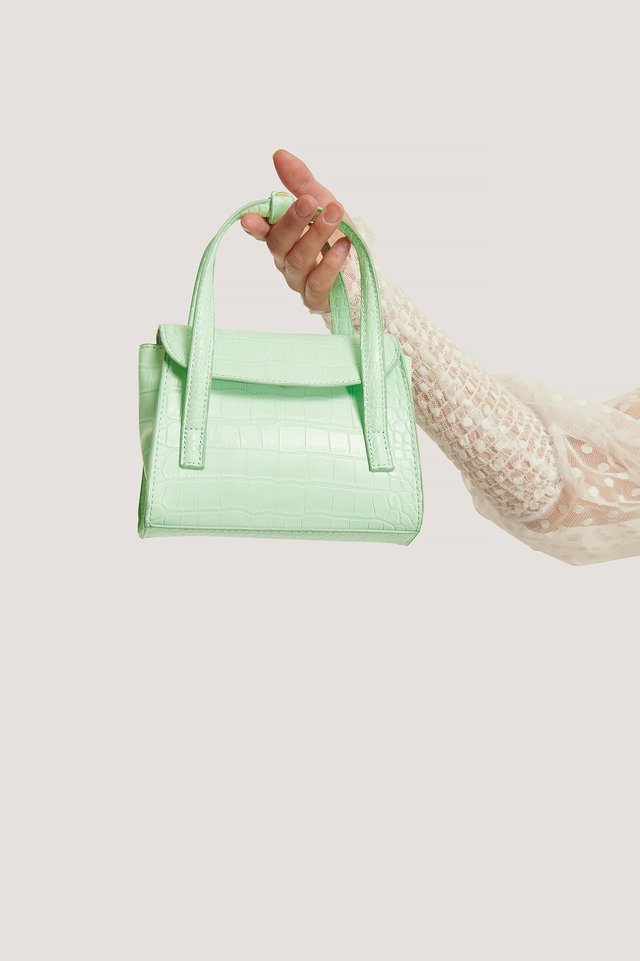 Aura Bag Bright Green