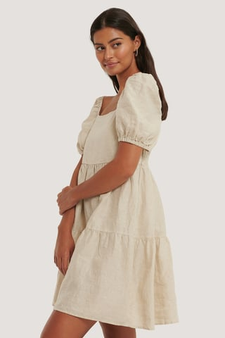 Light Beige Balun Dress