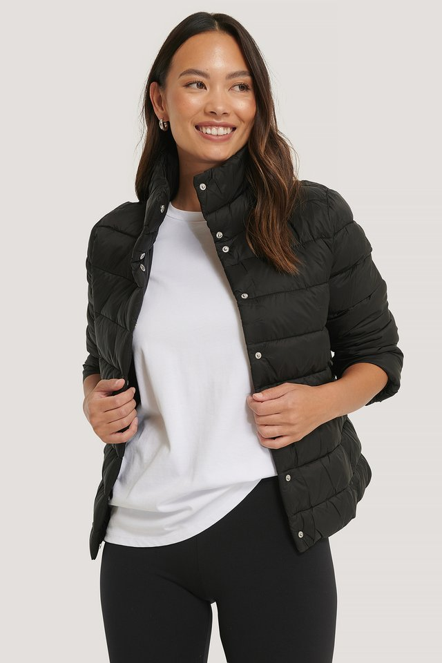 Blandico Anorak Black