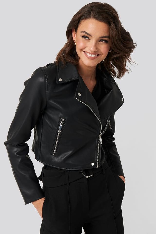 Bon Jacket Black