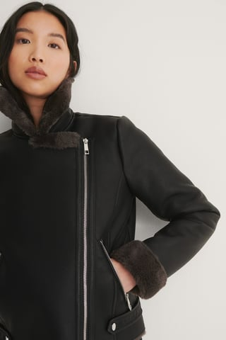 Black Cadi Jacket