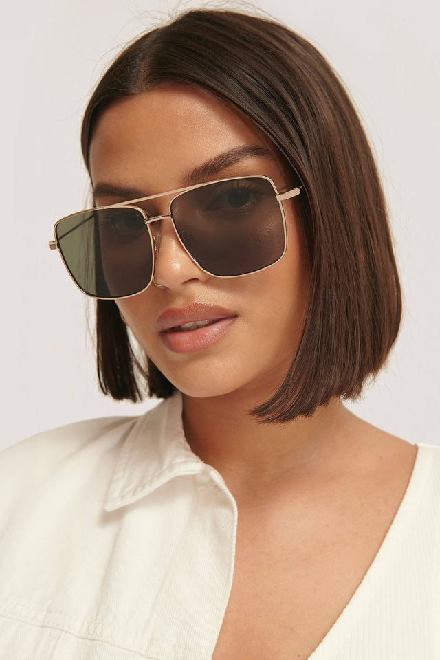 Camille Sunglasses Gold
