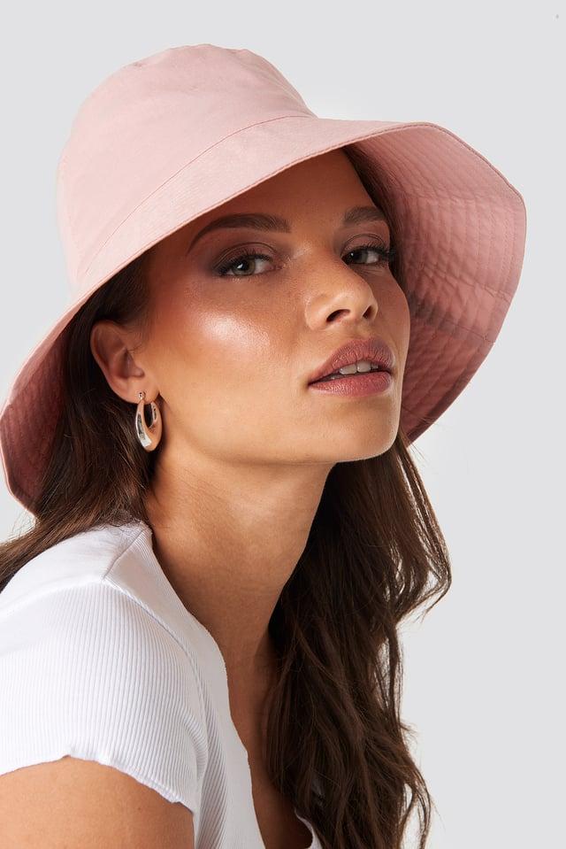 Campaign Hat Light Pink