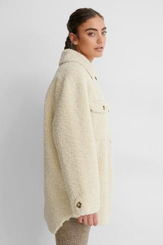 Beige Carbeta Jacket