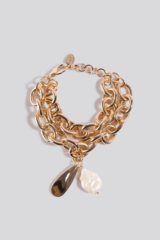 Caroline Bracelet Gold