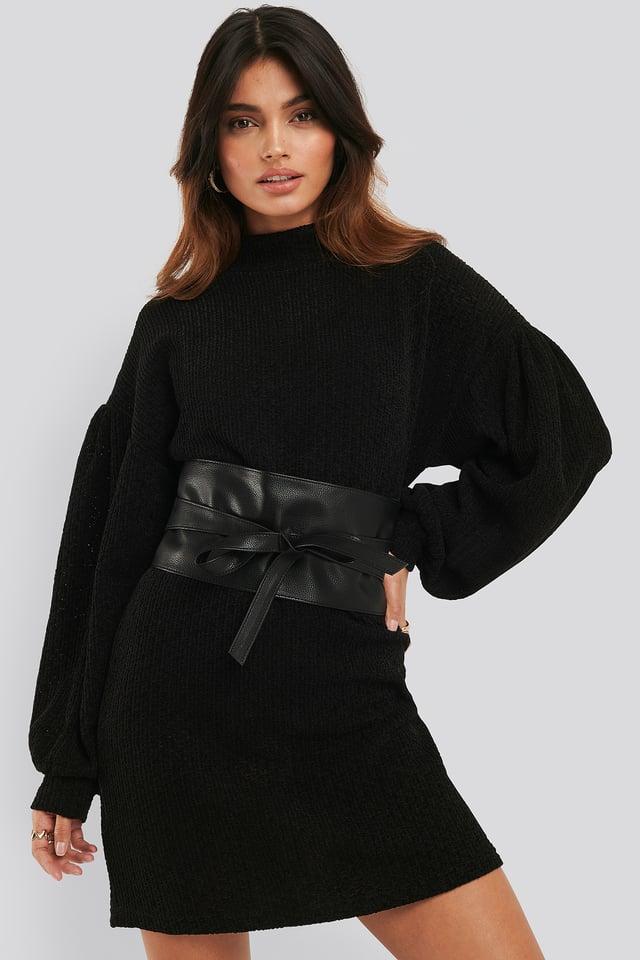 Chenives Dress Black