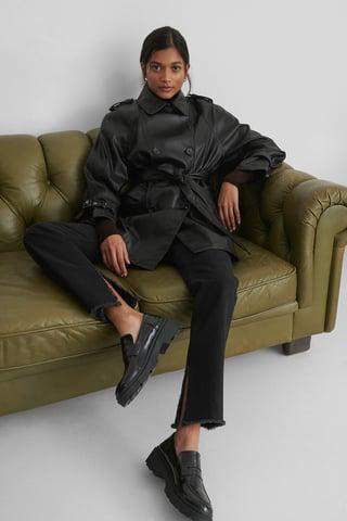 Black Claudia Jacket
