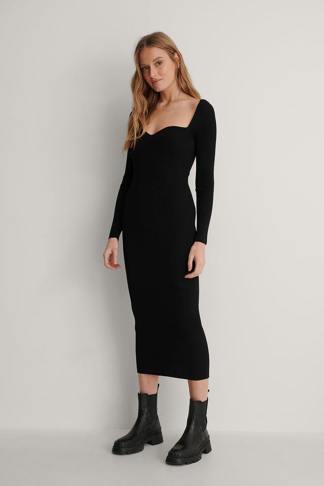 Black Coeur Dress
