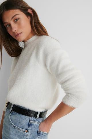 Light Beige Copo Sweater
