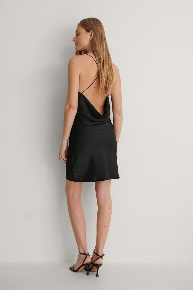 Black Cortito Dress