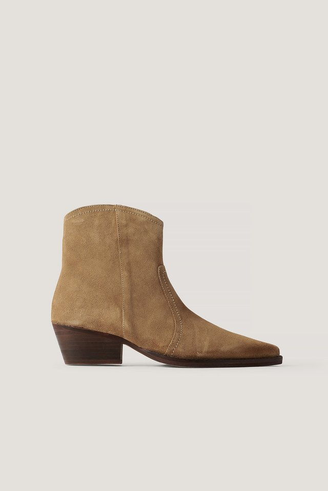 Sand Cruce Ankle Boots