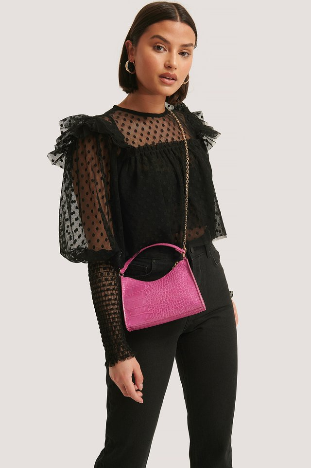 Denis Bag Fuchsia