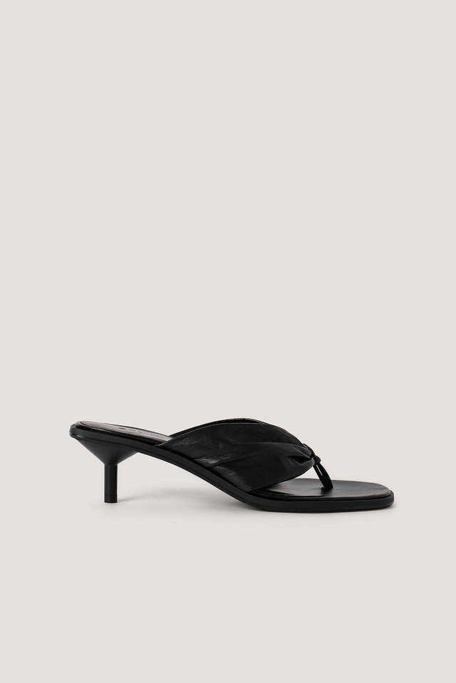 Didi Sandals Black