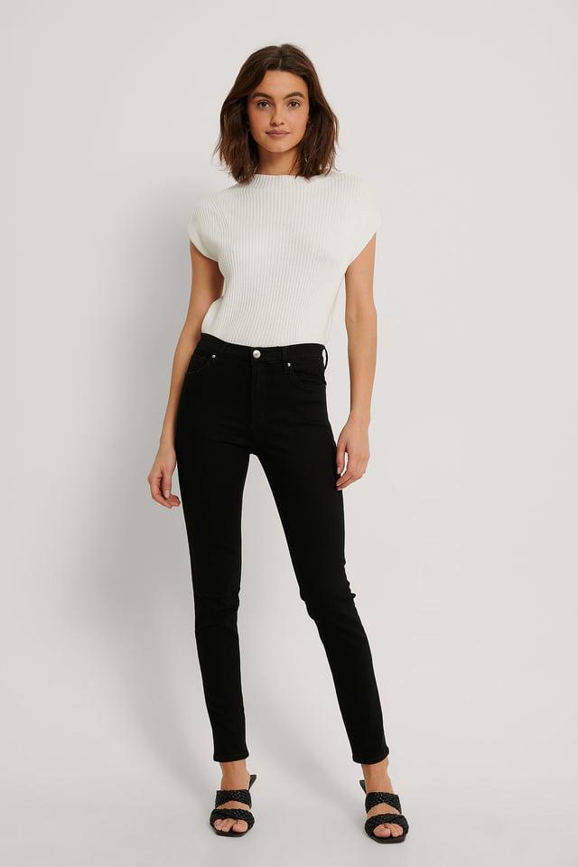 Black Elsa Jeans