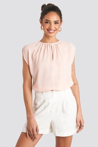 Pink Ferrara Blouse