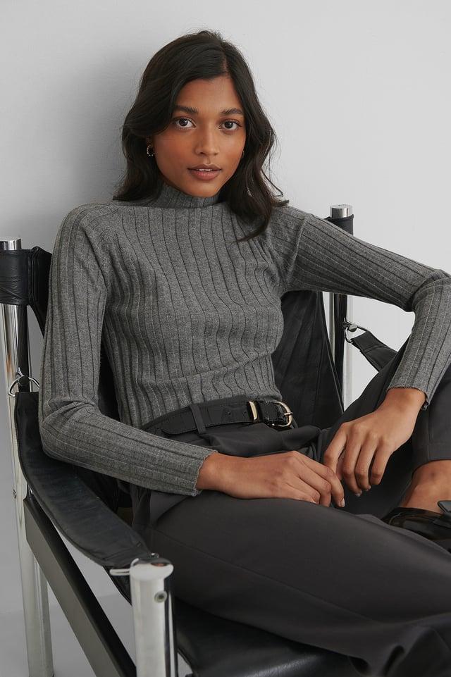 Flurry Sweater Grey