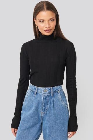Black Genovac Sweater
