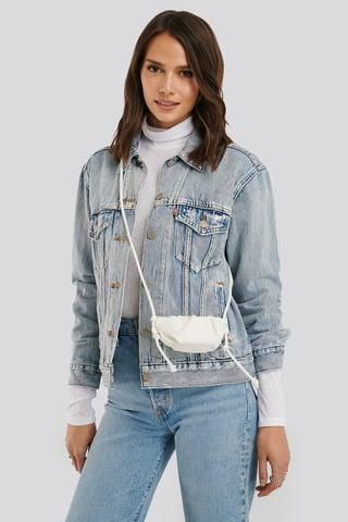 White Greta I Bag