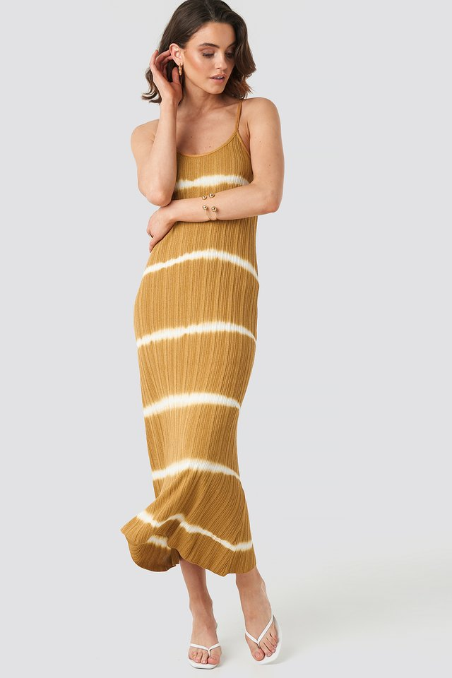 Joplin Dress Caramel