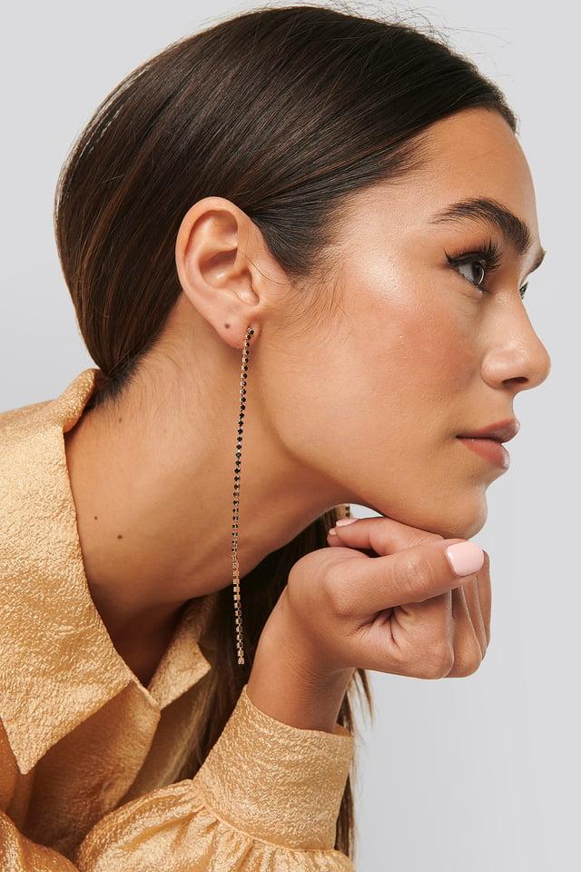 Julie Earrings Gold