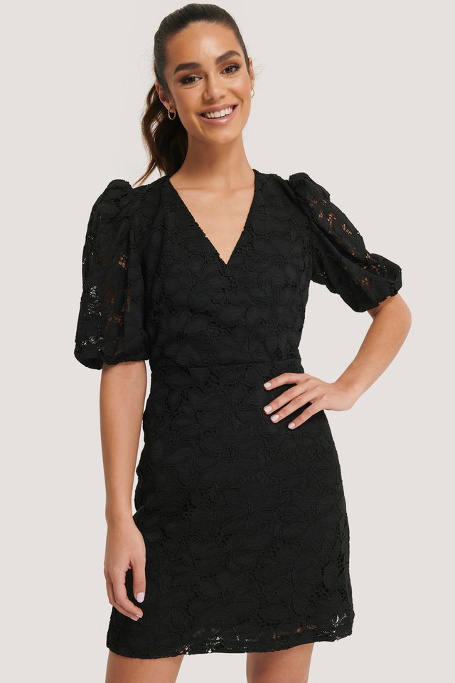 Katri Dress Black
