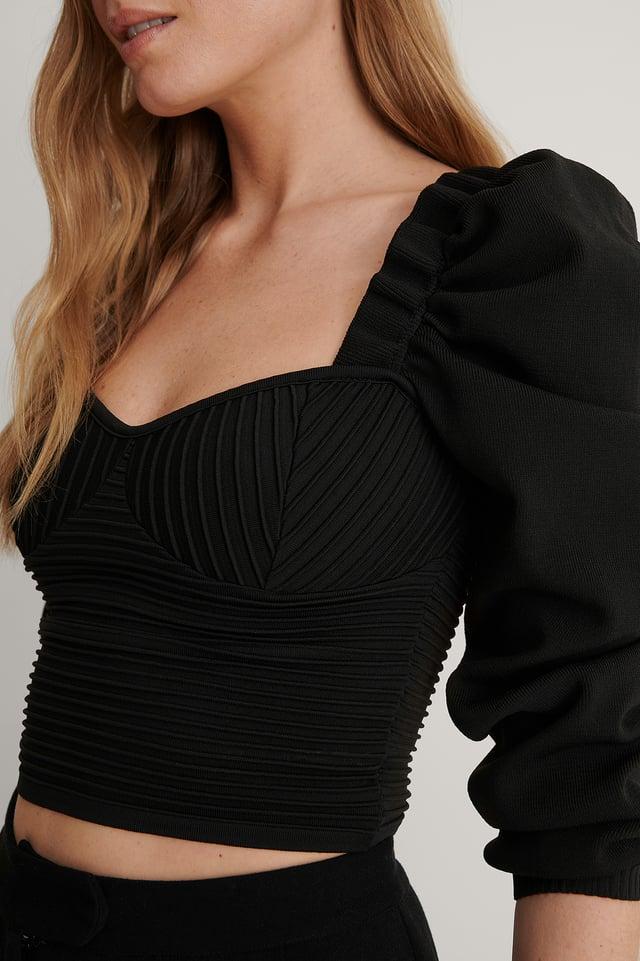 Bluzka Black