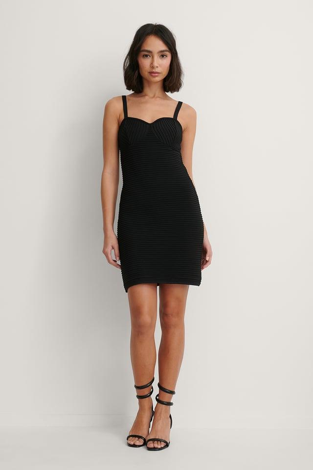 Black Kendall Dress