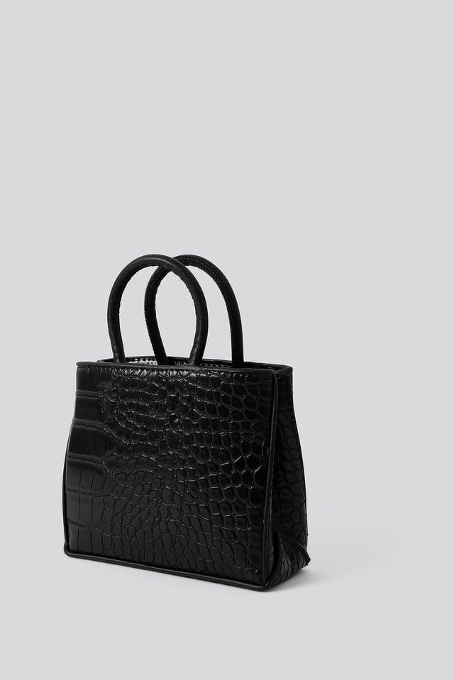 Black Korea Bag
