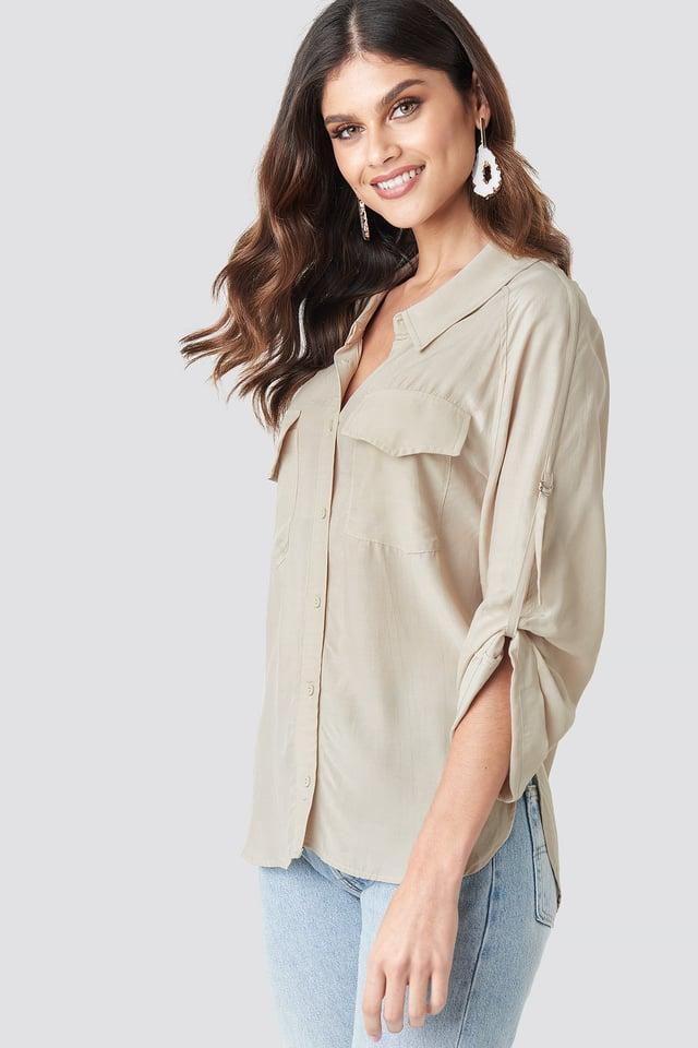 Manon Shirt MANGO
