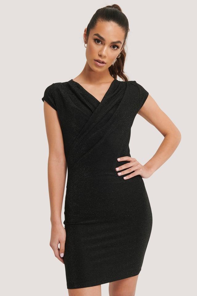 Marta Dress Black
