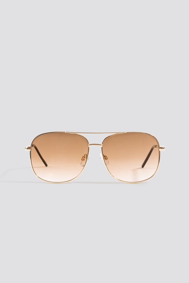 Mint Sunglasses Gold