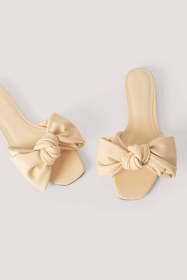 Momo Sandals Vanilla