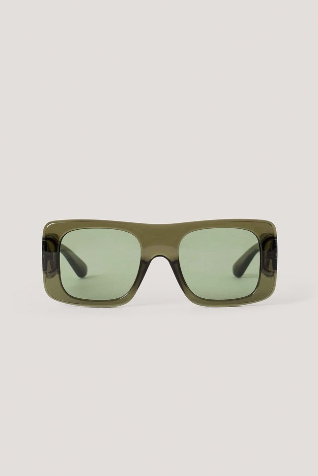 Natalie Sunglasses Green