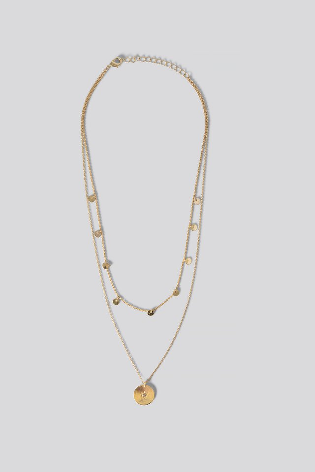 Noelle Necklace Gold