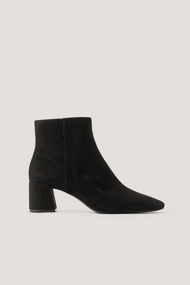 Ankelboots Black