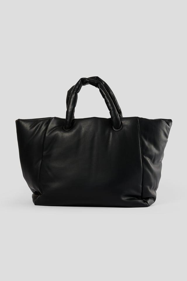 Black Nordic Bag