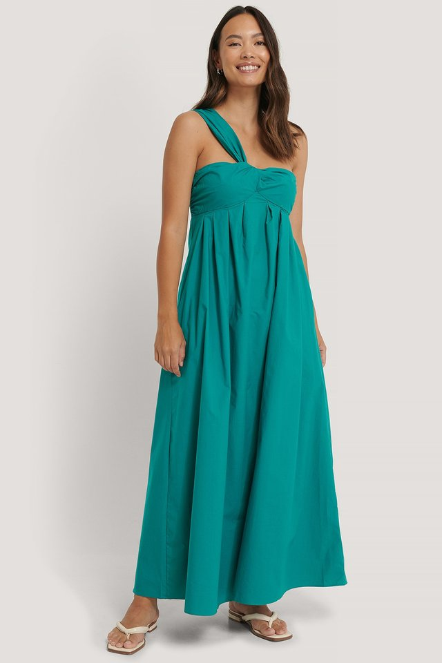 Green Padova Dress