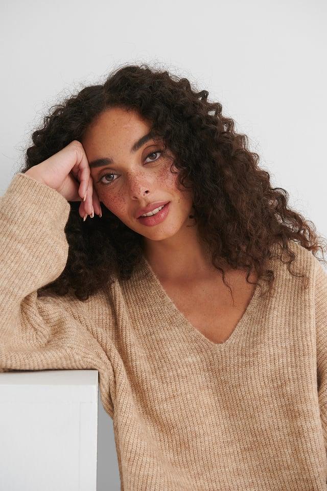 Picky Sweater Grey Stone