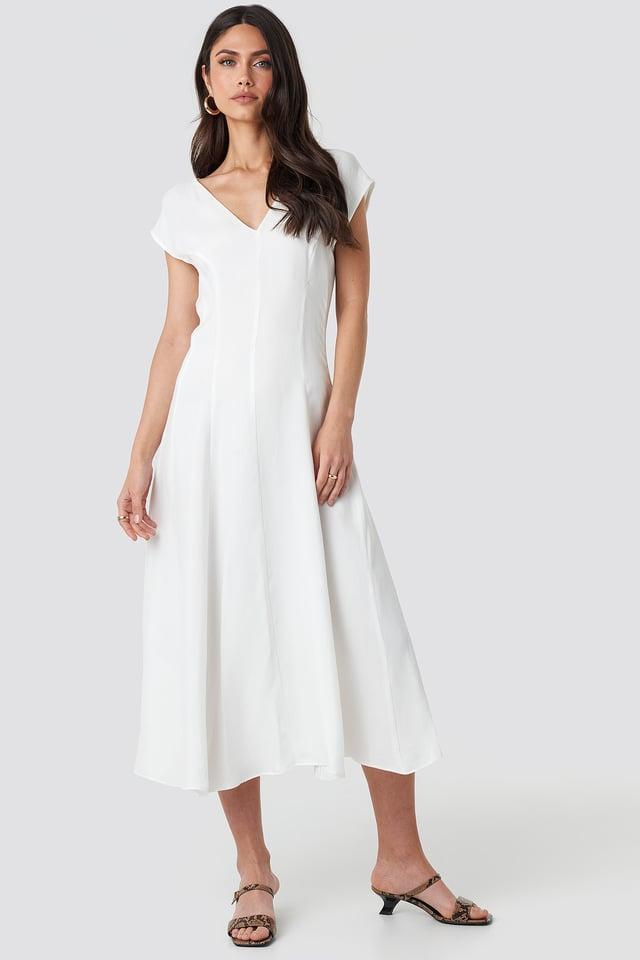 Rico Dress White