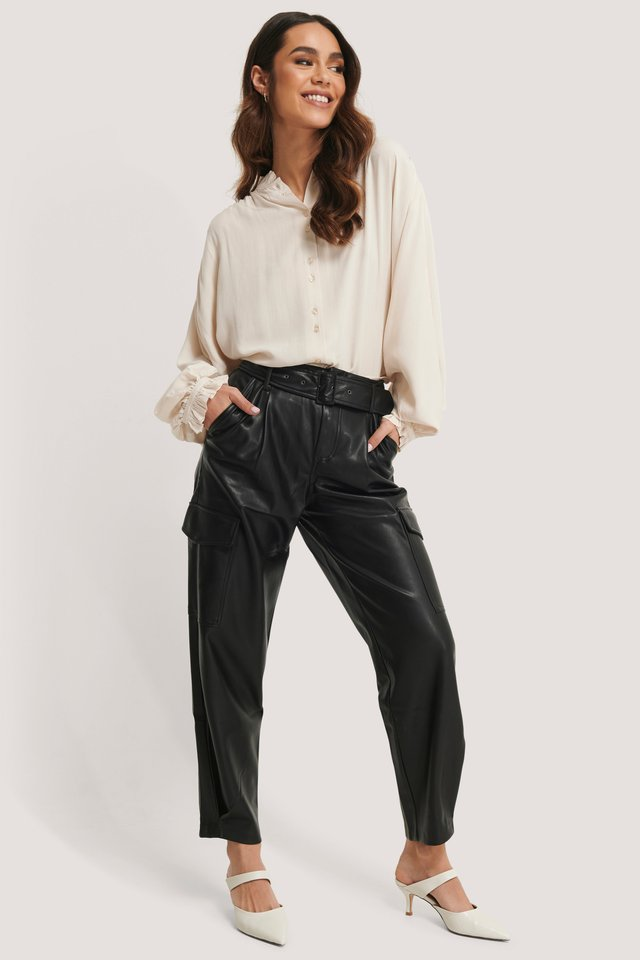 Ryder Trousers Black