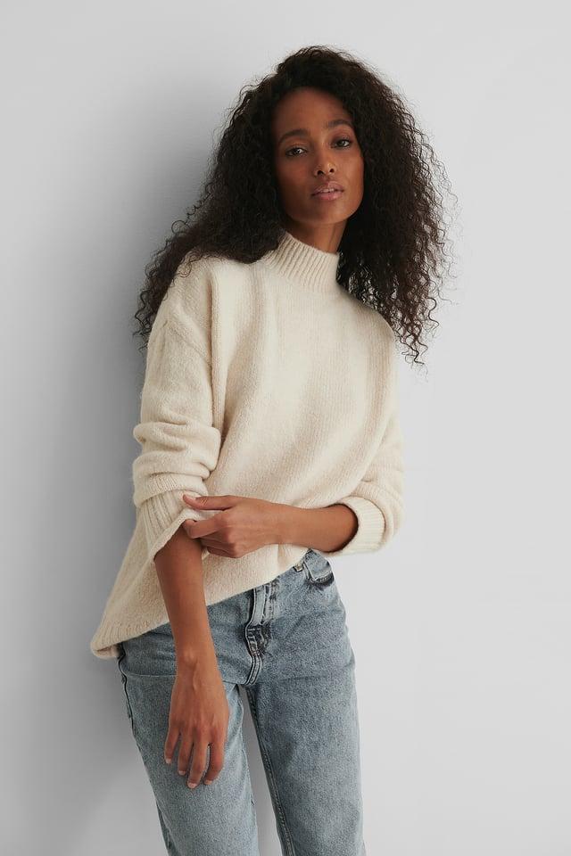 Sant Sweater Light Beige