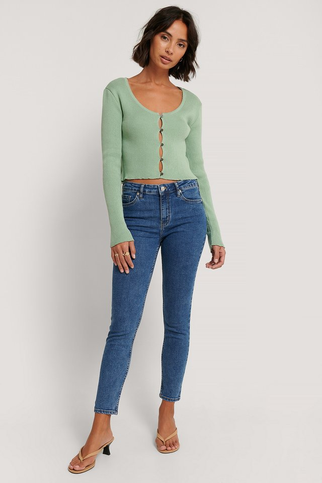 Sculpt Jeans Denim