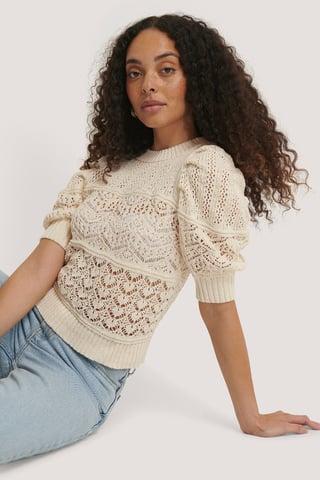 Light Beige Shambala Sweater